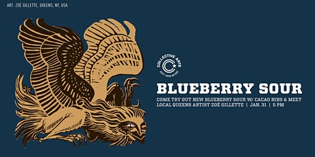 Blueberry Sour NYC Launch + Artist Meet and Greet tickets