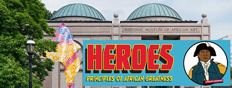 Tours in French at the National Museum of African Art - Sunday 03.08.2020 tickets