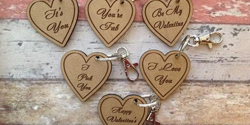 Create a Valentine's Day Gift Using Laser Cutting