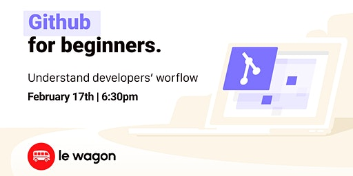 Git e Github for beginners | Free workshop with Le Wagon Rio Coding Bootcam