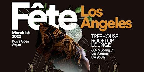 Fête En Aprème Los Angeles tickets