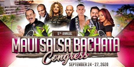 5th Annual Maui Salsa Bachata Congress tickets