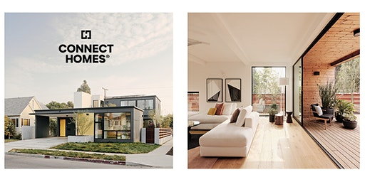 Connect Homes LA Home Tours 2020 Presented by Design Within Reach