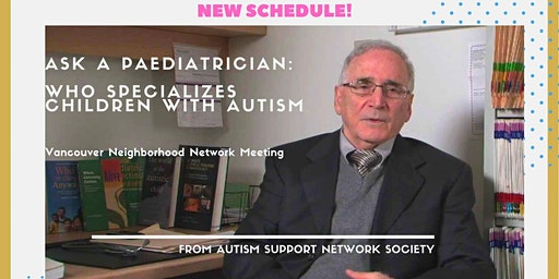 Ask a Paediatrician: Who Specializes Children with Autism - Rebooked