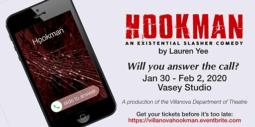 Villanova Theatre Department Presents: HOOKMAN
