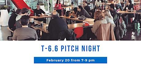 T-6.6 Pitch Night tickets