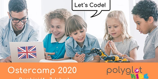 Code+English für Kids Osterferien 2020