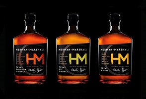 Herman Marshall Whisky Tasting  with Pairings Created by  Chef Dan Wilk
