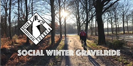 Boter en Toeback Social winter Gravelride tickets