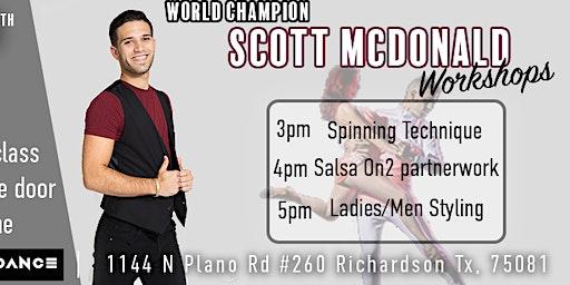 Scott's Salsa Workshops