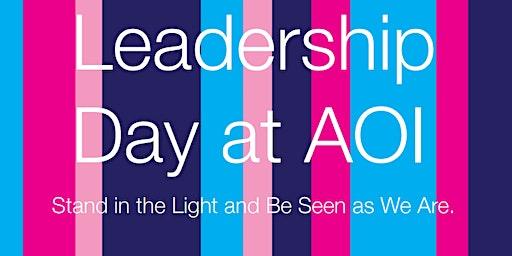 Leadership Day at AOI