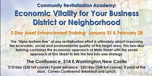 Community Revitalization Academy