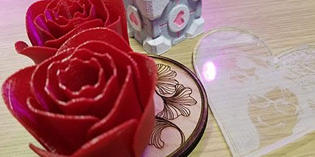 Create a Valentine's Day Gift Using 3D Printing tickets