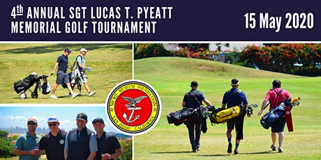 4th Annual Sgt Lucas T Pyeatt Memorial Golf Tournament tickets