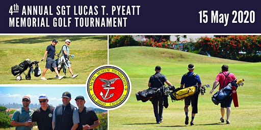 4th Annual Sgt Lucas T Pyeatt Memorial Golf Tournament