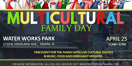 Multicultural Family Day tickets