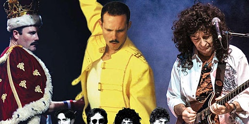 Mercury - Queen Tribute