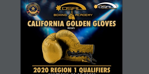 California Golden Gloves Regional 1 Qualifiers