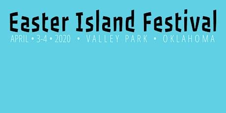 Easter Island Festival 2020 Vending tickets