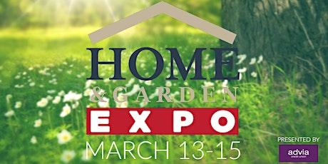 Home & Garden Expo 2020 tickets