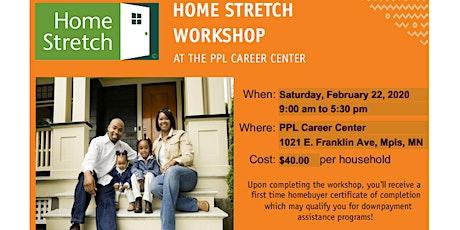 Home Stretch Workshop tickets