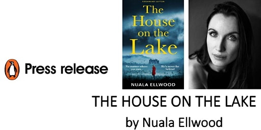Nuala Ellwood The House on the Lake Book Launch Event