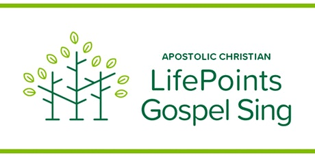 LifePoints Gospel Sing 2020 tickets