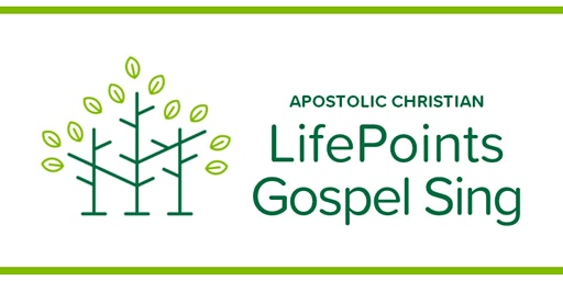 LifePoints Gospel Sing 2020