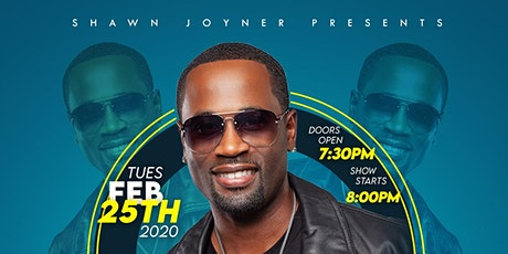 Shawn Joyner Presents The Groove Lounge Featuring and Honoring QParker tickets