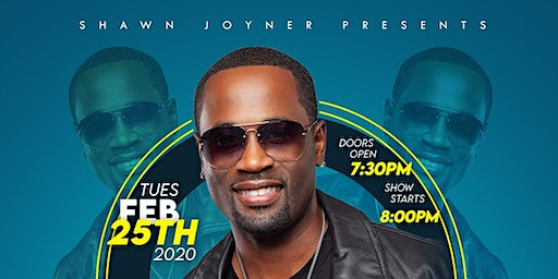 Shawn Joyner Presents The Groove Lounge Featuring and Honoring QParker