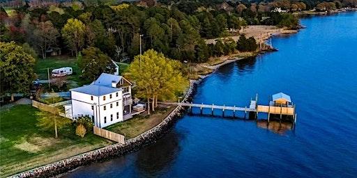 Waterfront Farmhouse Broker's Open