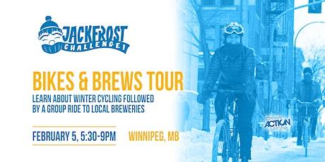 Jack Frost Challenge Bikes & Brews Tour tickets