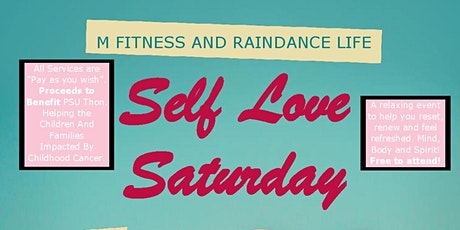 Self Love Saturday to Benefit PSU Thon at M Fitness tickets