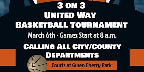 United Way Basketball Tournament tickets