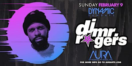 Aura Dynamic Sunday ft. Dj Mr. Rogers |02.09.20| tickets