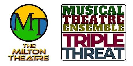 Musical Theatre Ensemble tickets