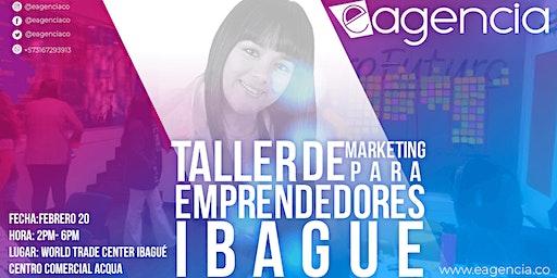 Taller de Marketing para Emprendedores en Ibagué