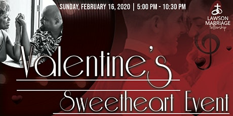 LMF Valentine's Sweetheart Event tickets