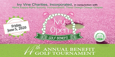 2020 Ivy Vine Charities, Inc. (IVC) - 14th Annual Benefit Golf Tournament tickets