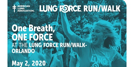 LUNG FORCE Run/Walk tickets