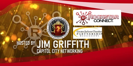 Free Capitol City Rockstar Connect Networking Event (February, Jackson MS) tickets