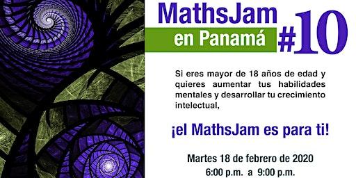 MathsJam #10 en Panamá