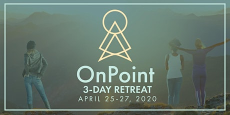 OnPoint Retreat 2020 tickets