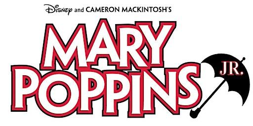 Mary Poppins Jr. at the Hullabaloo