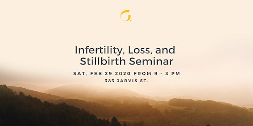 Infertility, Loss, and Stillbirth Seminar