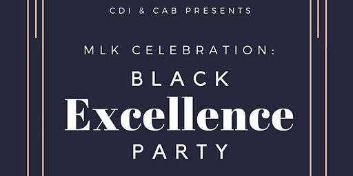 Black Excellence Party