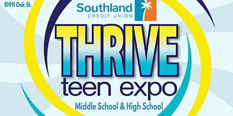 THRIVE Teen Expo tickets