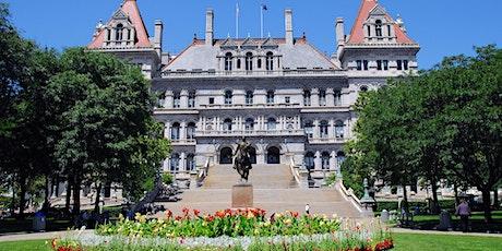 NY State Legislators Forum tickets