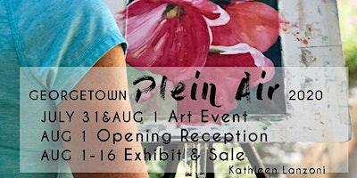 Georgetown Plein Air: Call for Artists