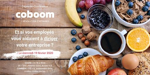 Et si vos employés vous aidaient à diriger votre entreprise?